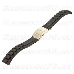 Ремешок для часов из каучука BC502-20