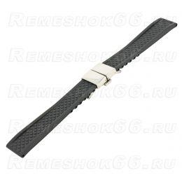 Ремешок для часов из каучука CS-01857-18