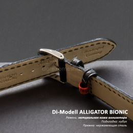 Ремешок Di-Modell NOBLE HOUSE Alligator Bionic