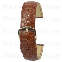 Ремешок HIRSCH Genuine Alligator 102007-79-1-16