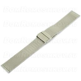 Браслет Inox Plus M-413-Steel/18