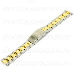 Универсальный браслет Inox Plus V-104-B/16-22