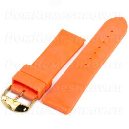 Ремешок Rubber Classic Mandarina Orange 05433318-22