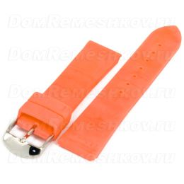 Ремешок Rubber Classic Mandarina Orange 05433318-20