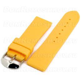 Ремешок Rubber Classic Yellow Lemon 05433320-24
