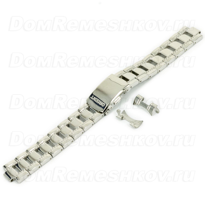 Купить стальной браслет 24мм длина