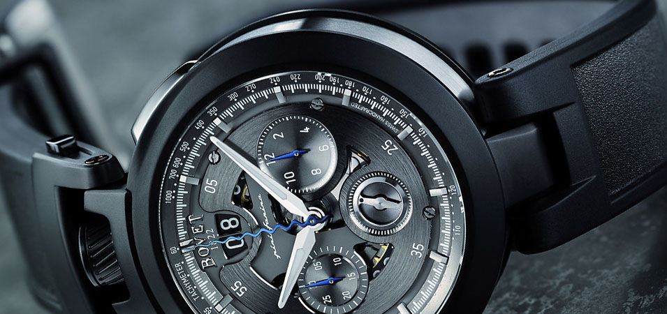 Обзор часов Chronograph Cambiano Limited Edition от Bovet